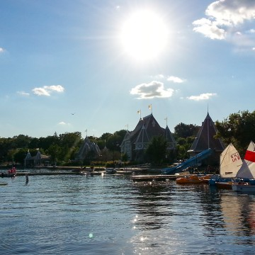 An Evening at Lake Harriet (Video)