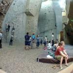 The Romance of Rock Climbing, Minus the Sap