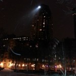 St. Paul at night