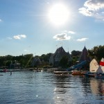 An Evening at Lake Harriet (Video)